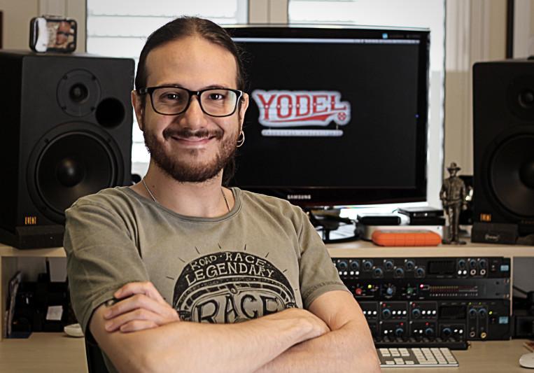 Cesar Benzoni on SoundBetter