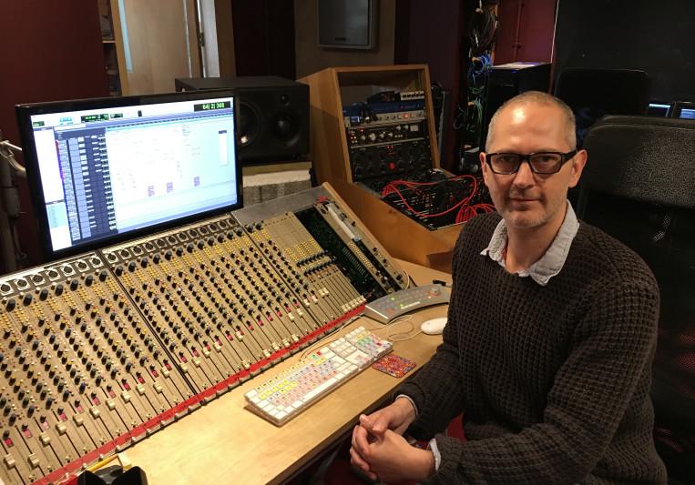 Steve Evans on SoundBetter