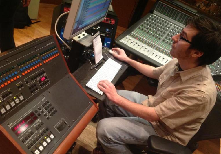 Doug Saltzman on SoundBetter