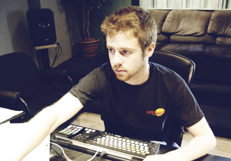 Collin Carnegie on SoundBetter