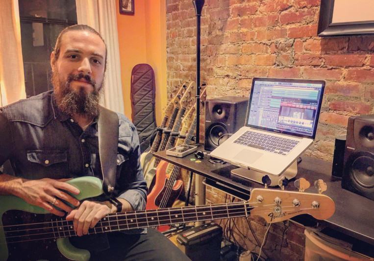 Ryan Gleason - NYC Bassist on SoundBetter