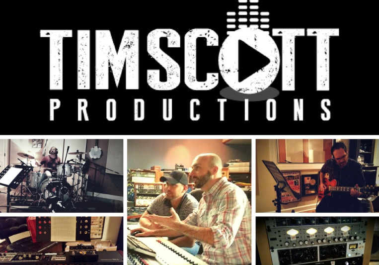 Tim Scott Productions on SoundBetter