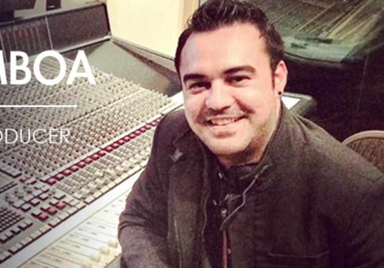 Charlie Gamboa on SoundBetter