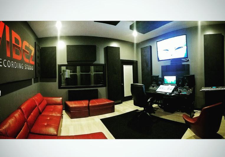 Vibez Recording Studio on SoundBetter