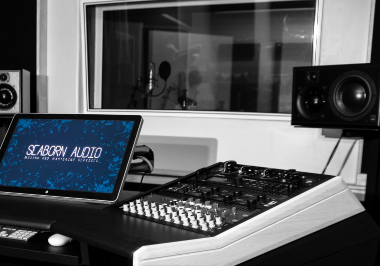 Seaborn Audio on SoundBetter