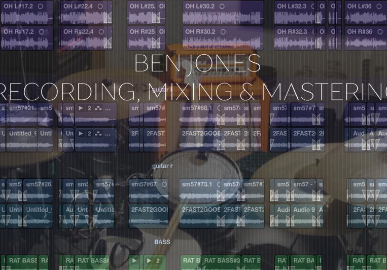 Ben Jones on SoundBetter