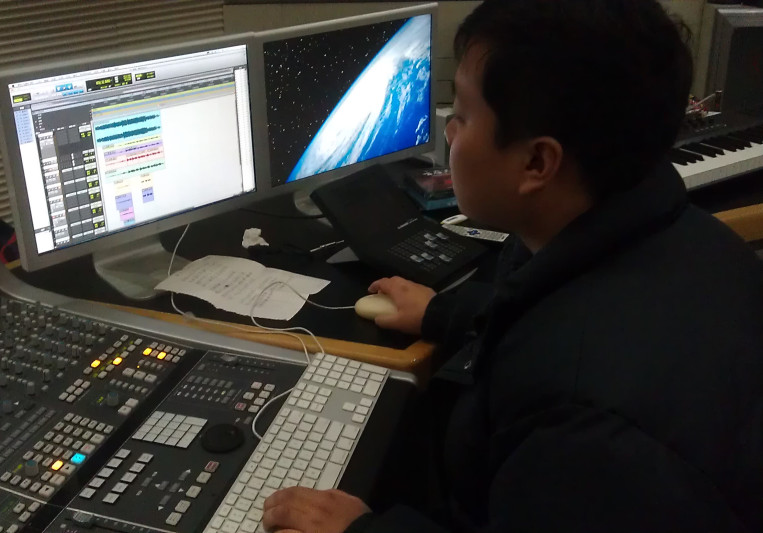 Shannon Hu on SoundBetter