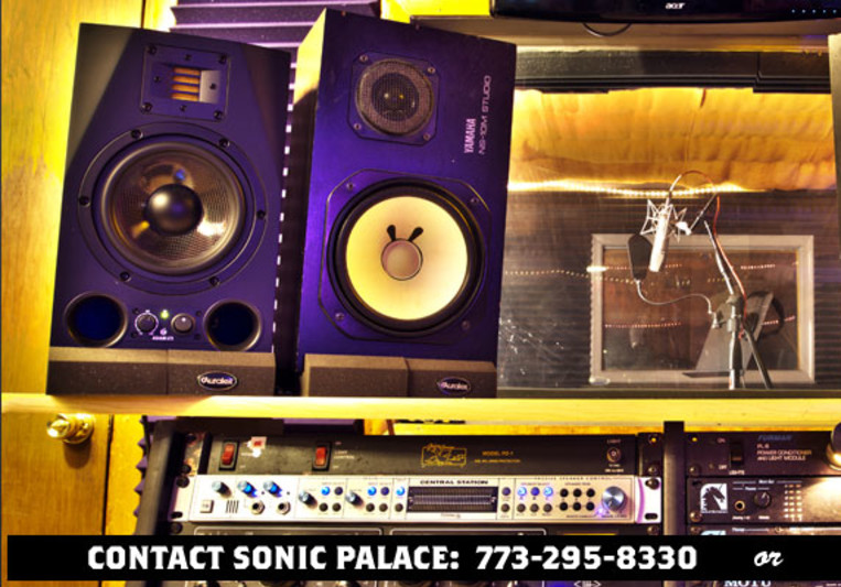 Sonic Palace Productions on SoundBetter
