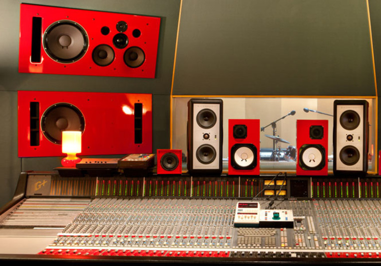The Red Room on SoundBetter