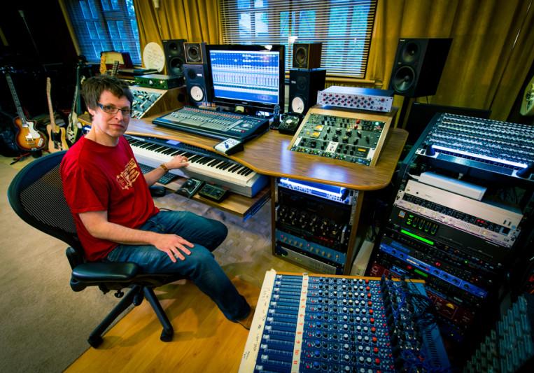 George Shilling at Bank Cottage Studios on SoundBetter