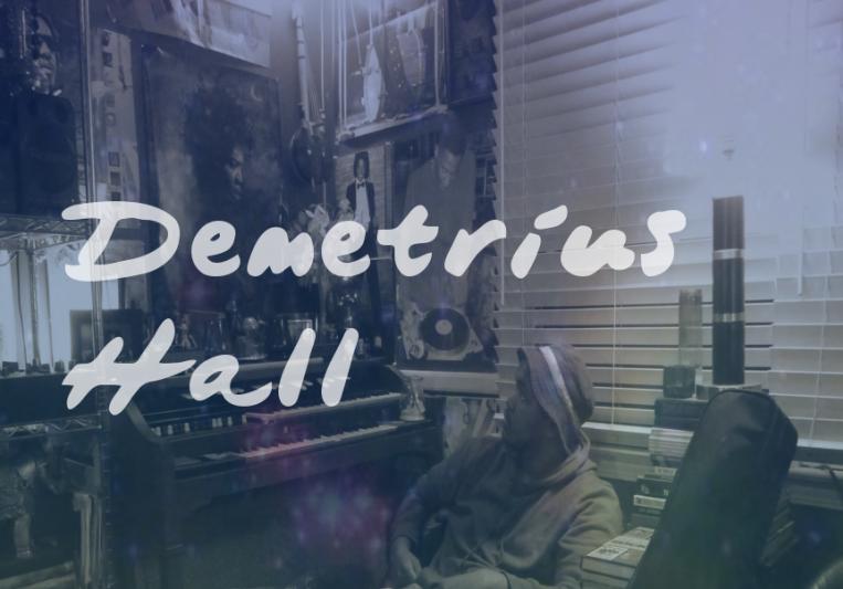 Demetrius Hall on SoundBetter