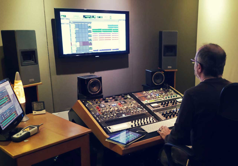 El Angel estudio Mastering on SoundBetter