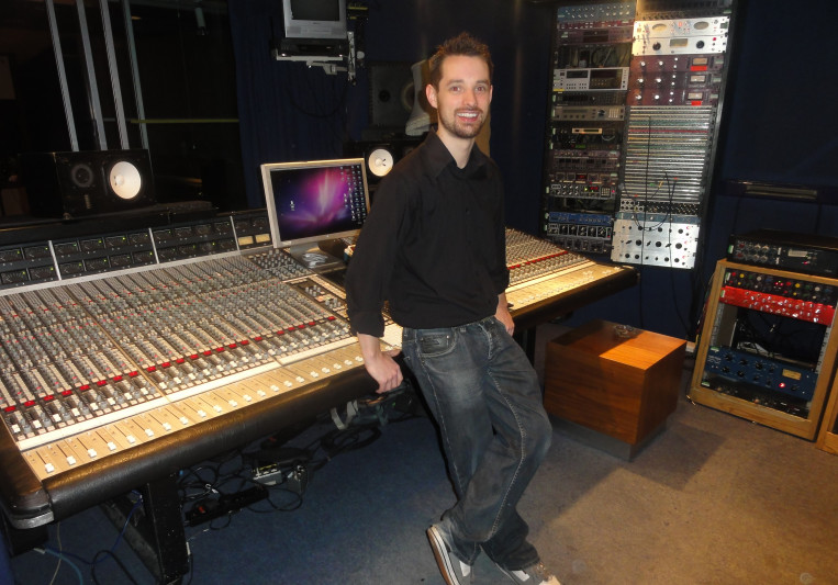 Edd Hartwell Sound Engineer on SoundBetter