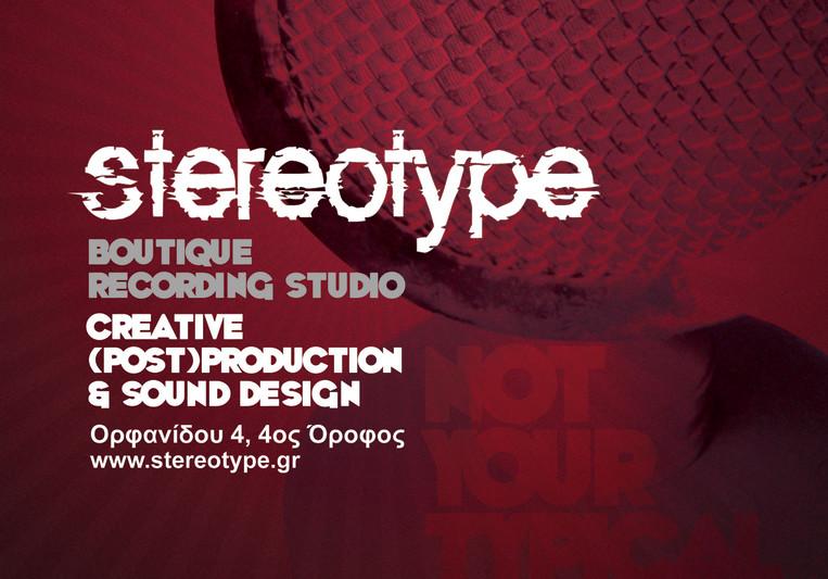 Tasos Karadedos@Stereotype.gr on SoundBetter