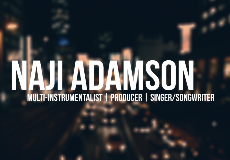 Naji Adamson on SoundBetter