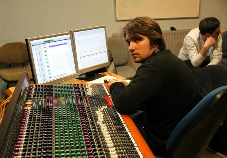 Nicolas Coulange on SoundBetter