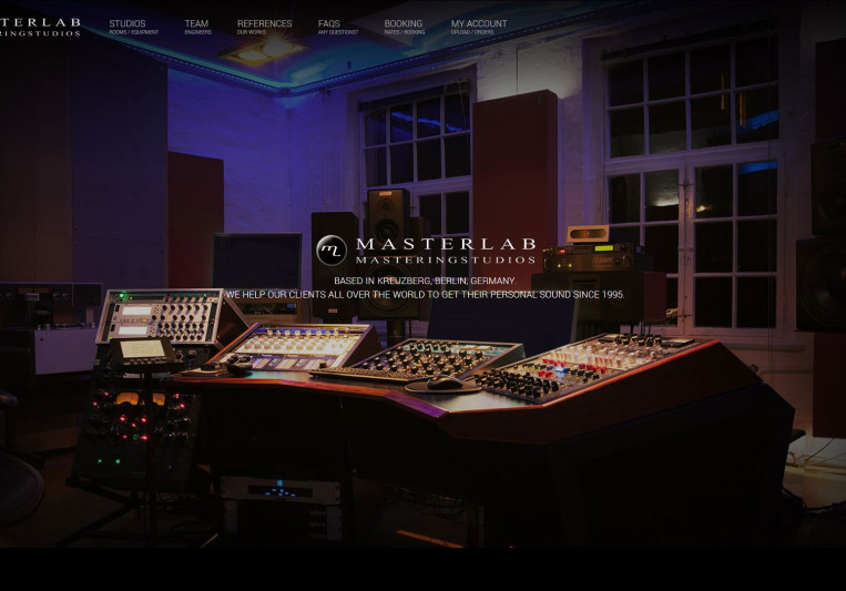 Masterlab Masteringstudios on SoundBetter