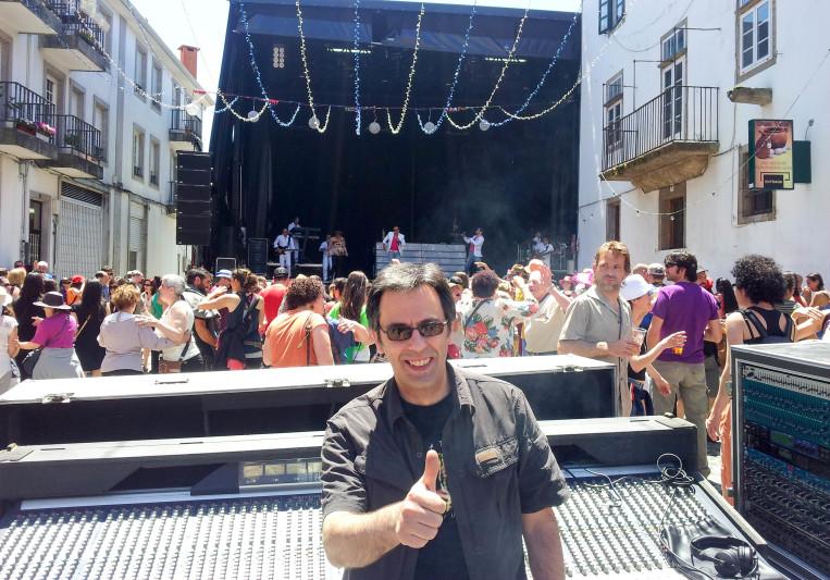 Andrés Teijeiro on SoundBetter