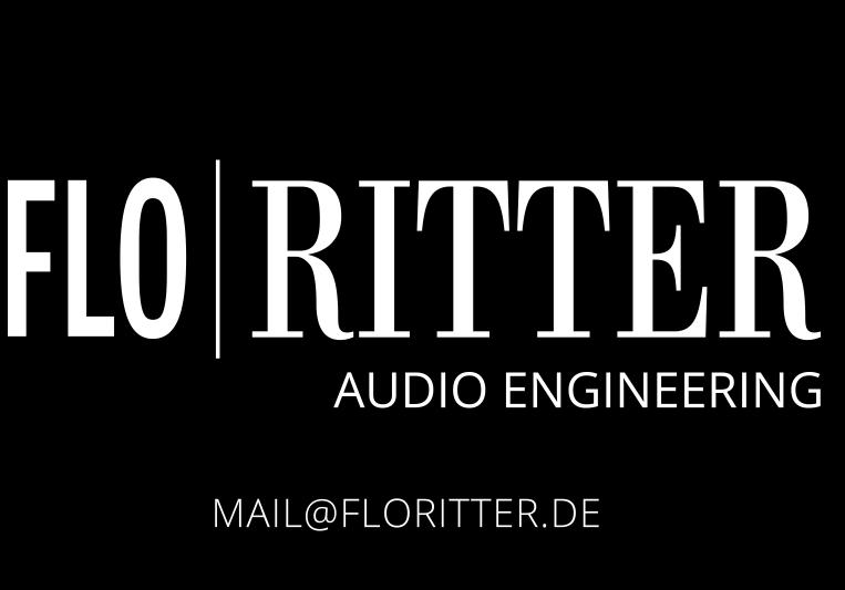 Flo Ritter Audio Engineering on SoundBetter