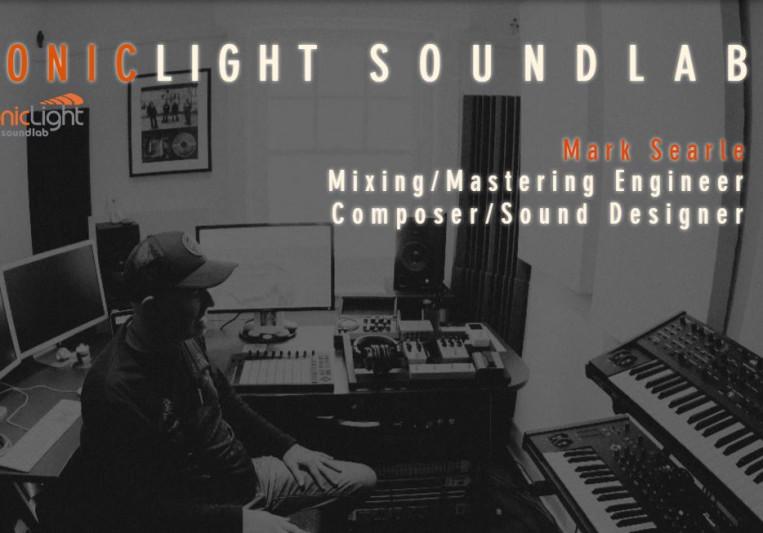 Soniclight Soundlab on SoundBetter