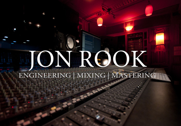 Jon Rook on SoundBetter
