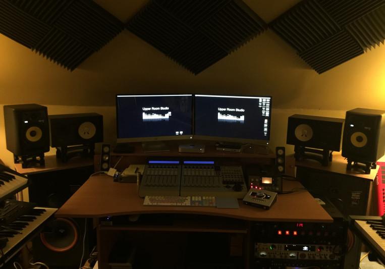 Upper Room Studio on SoundBetter