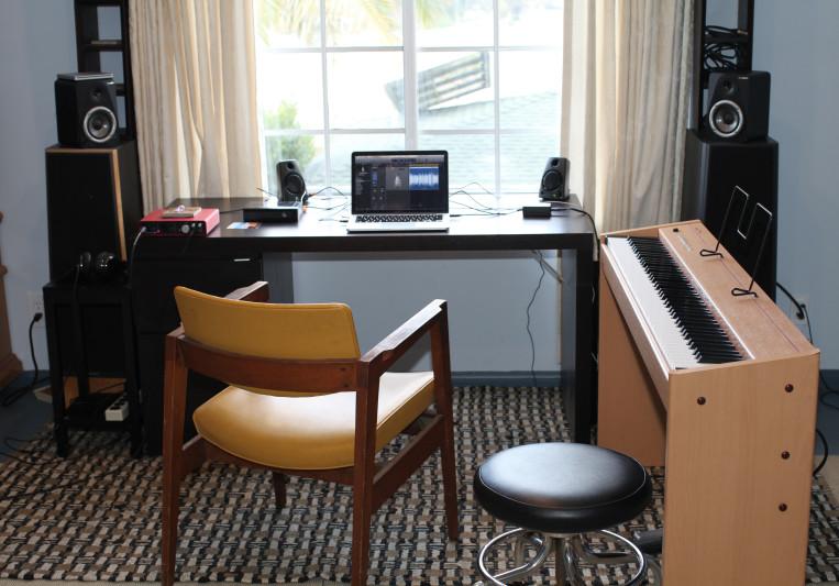 Chase Bell Music Studio on SoundBetter