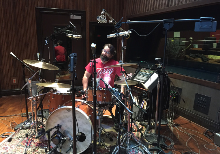 Chris Brush Drums on SoundBetter