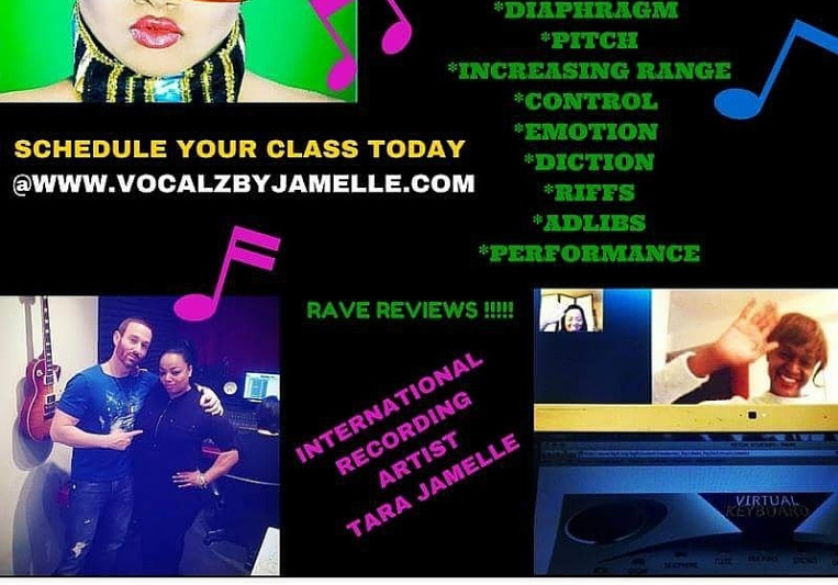 Tara Jamelle Jones on SoundBetter