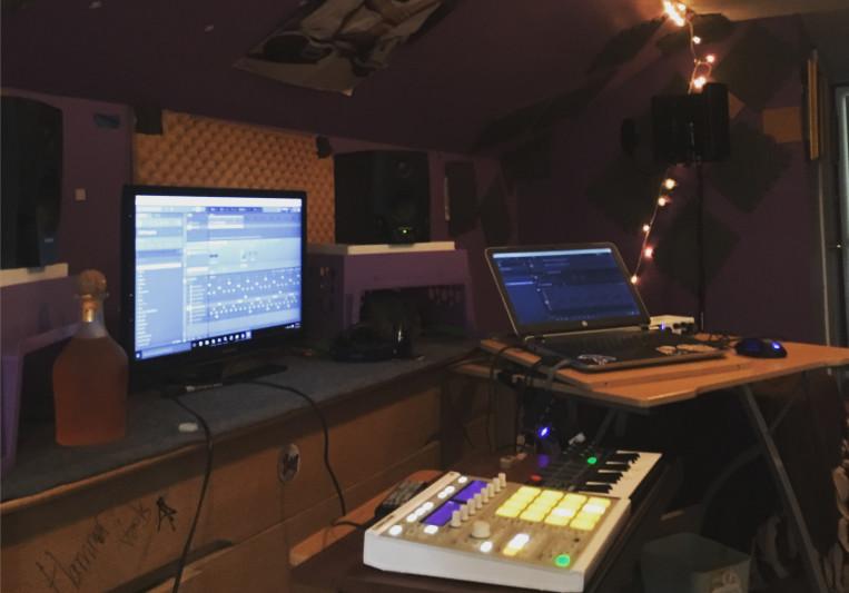 the attic on SoundBetter