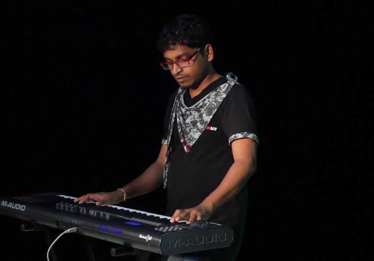 Vinod Kumar on SoundBetter
