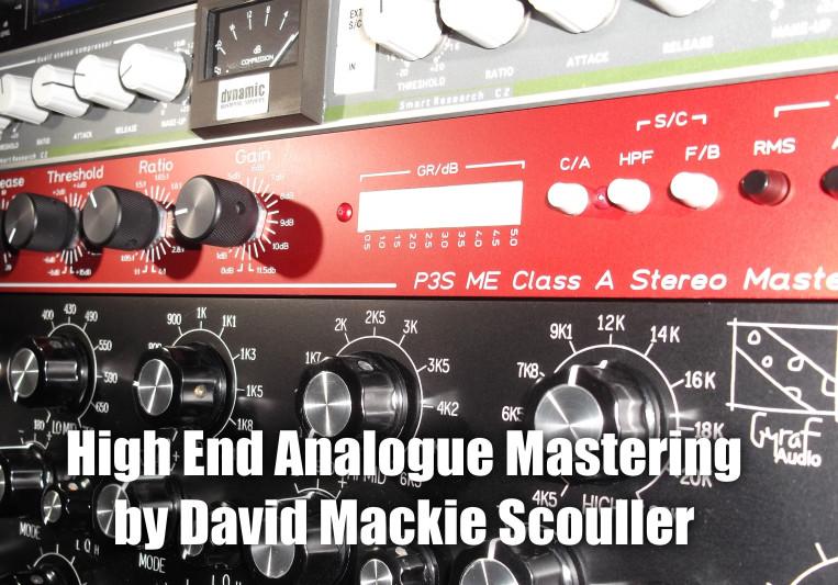 Dynamic Mastering Services on SoundBetter