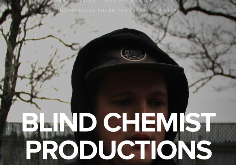 Blind Chemist Productions on SoundBetter