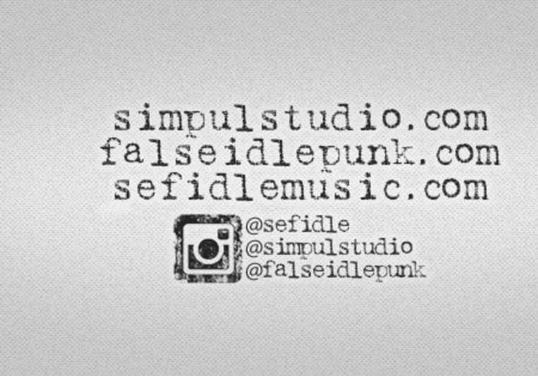 Sef Idle at Simpul Studio on SoundBetter