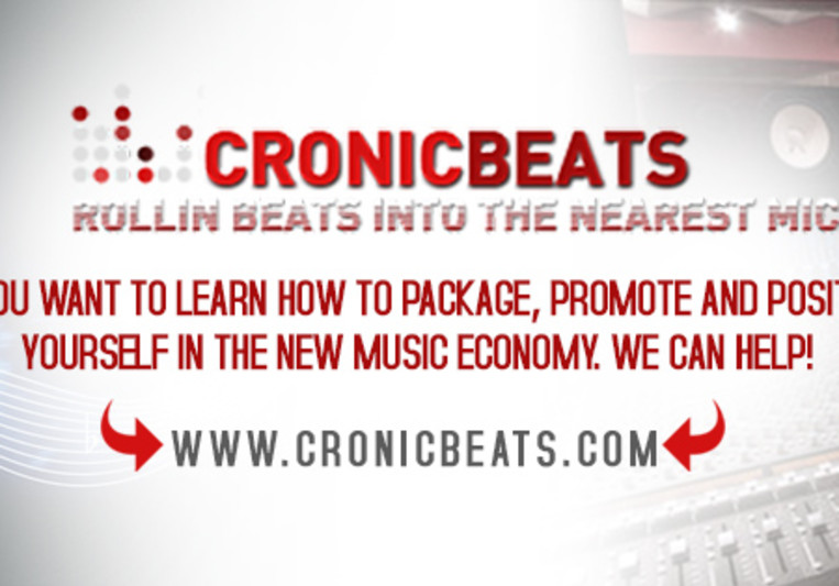 CronicBeats on SoundBetter