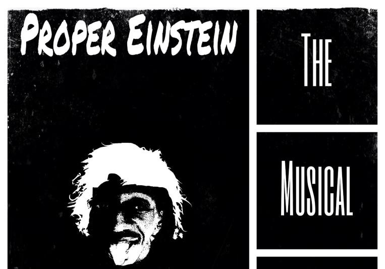 Proper Einstein on SoundBetter