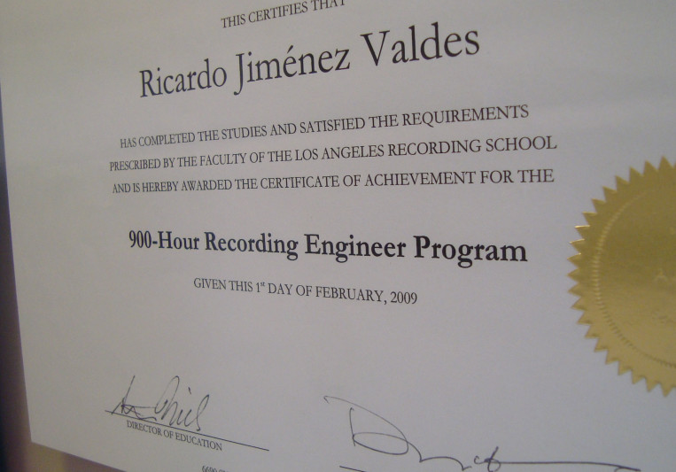 Ricardo Jimenez on SoundBetter