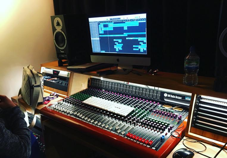 Joseph.G Mixing on SoundBetter
