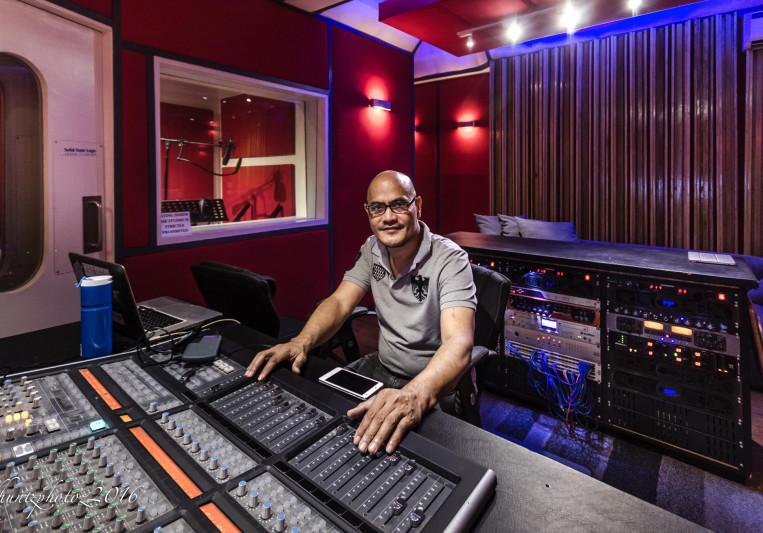Dante B. Tanedo on SoundBetter