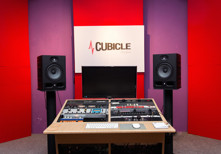 Cubicle Studio on SoundBetter