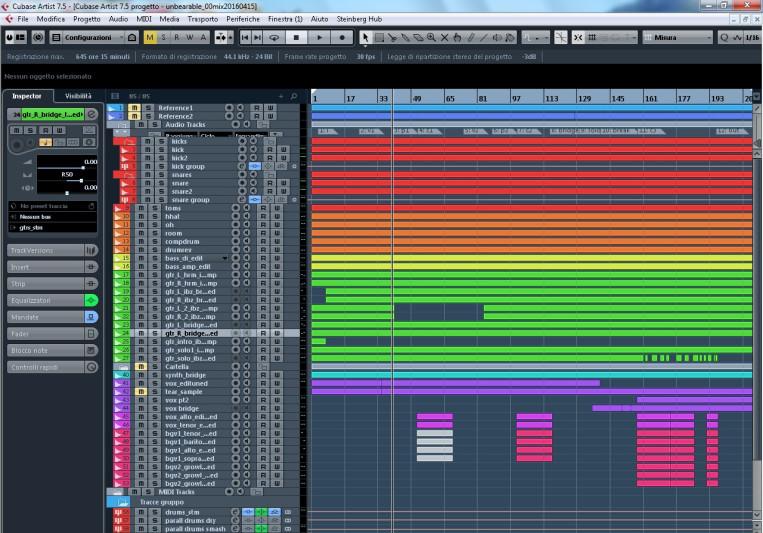 Dome Santoro on SoundBetter