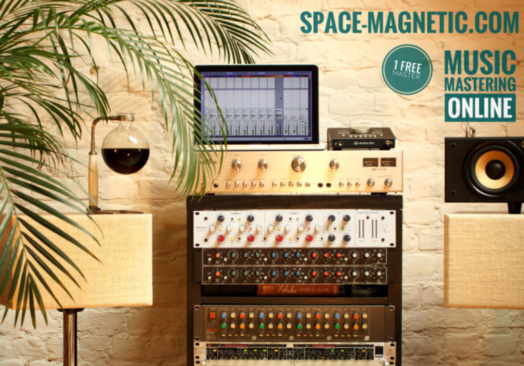 Space-Magnetic Mastering on SoundBetter