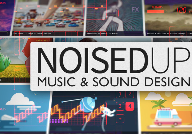 NOISEDUP Studio on SoundBetter