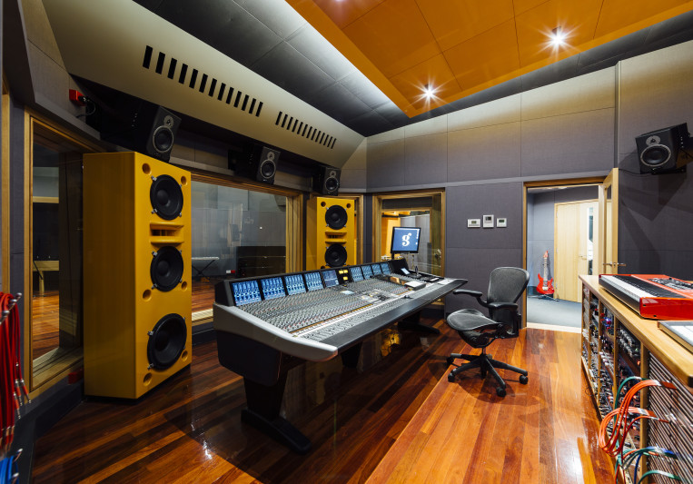 Ginger Recording Studios on SoundBetter
