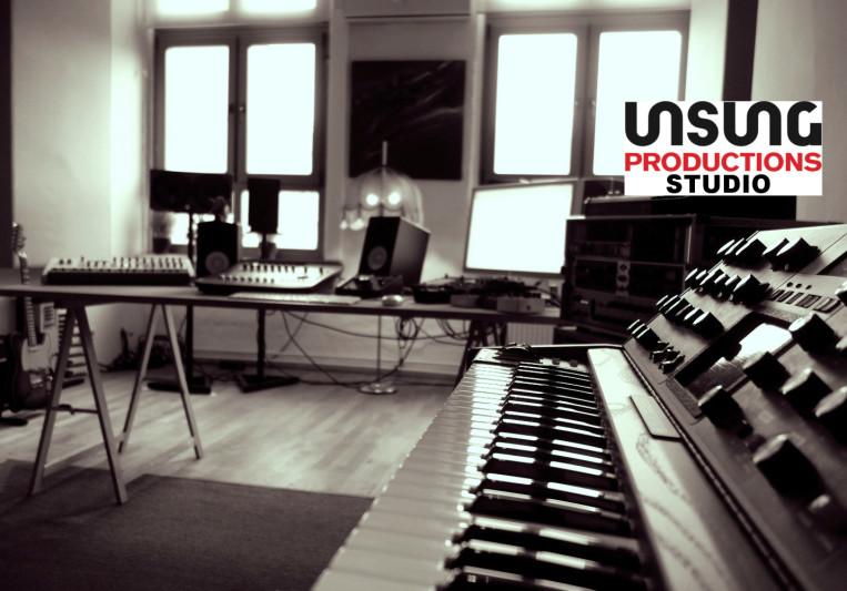 Unsung Productions Studio on SoundBetter