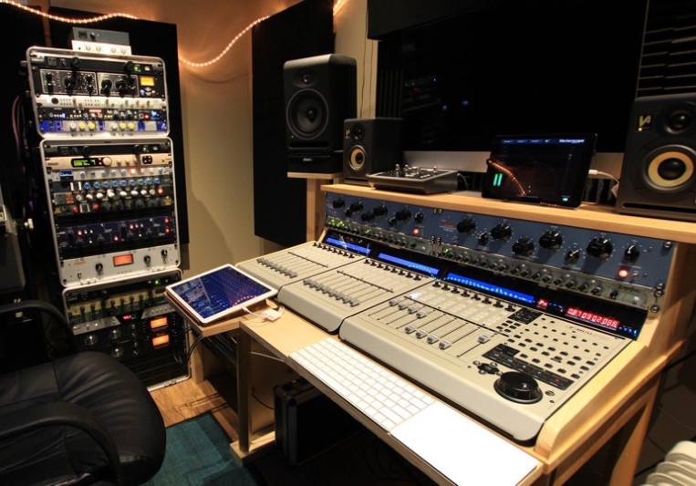 Studio A on SoundBetter