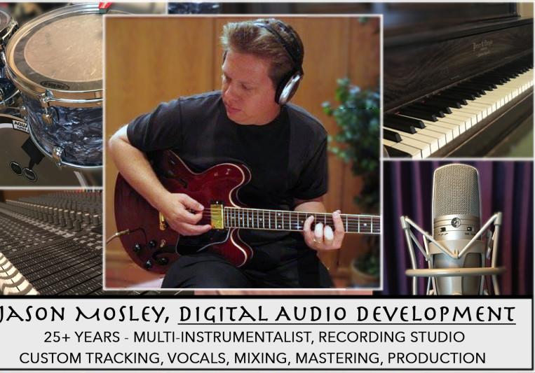 Digital Audio Development on SoundBetter