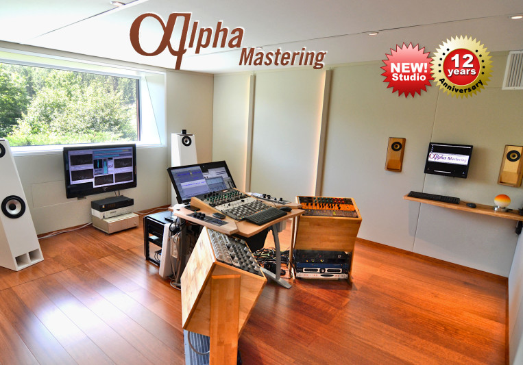AlphaMastering on SoundBetter