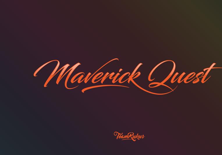 Maverick Quest on SoundBetter