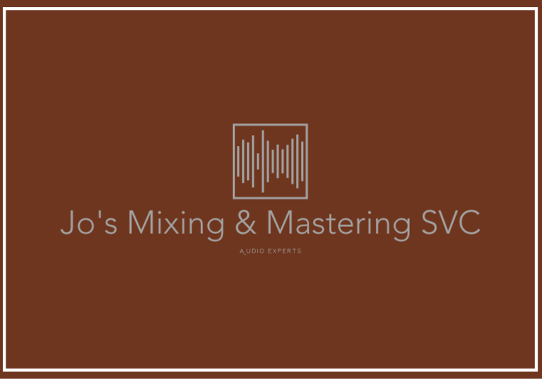 Jo's Mixing and Mastering SVC on SoundBetter